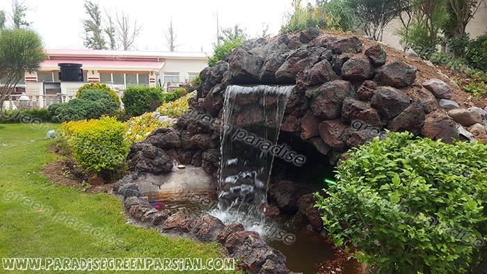 abshar stone1 آبشار صخره ای