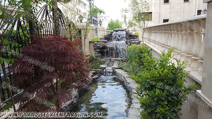 abshar stone2 2 آبشار صخره ای