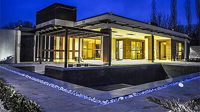 villa Homepage Slider