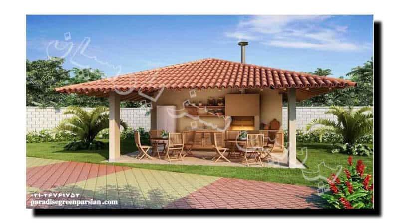 khanehbagh طراحی خانه باغ