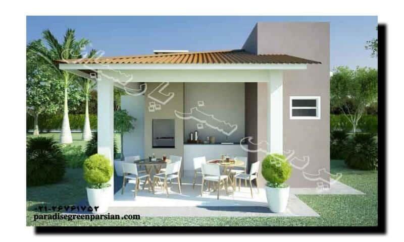 khanehbagh9 طراحی خانه باغ