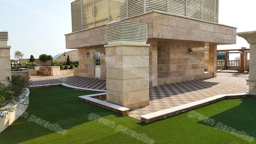 roof garden1 1 روف گاردن