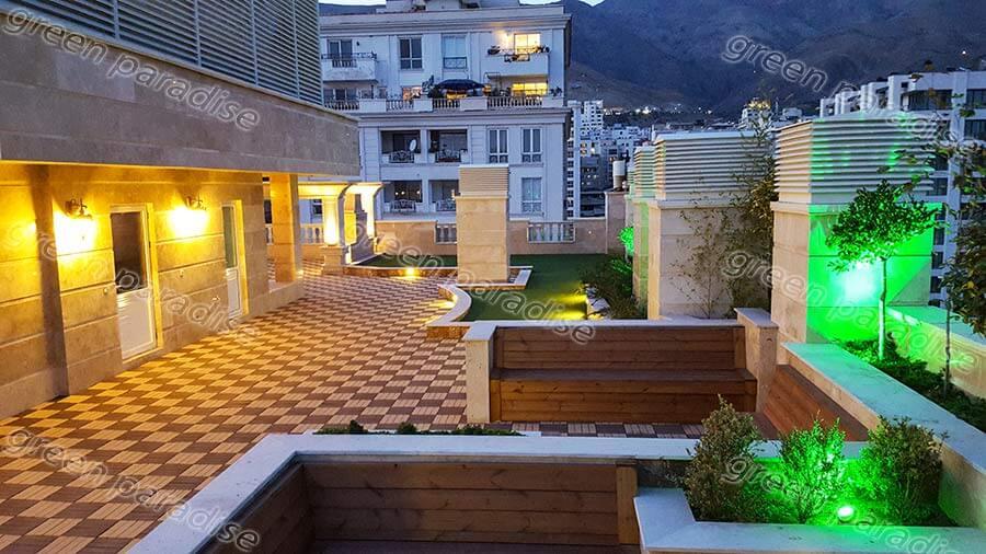 roof garden2 1 روف گاردن