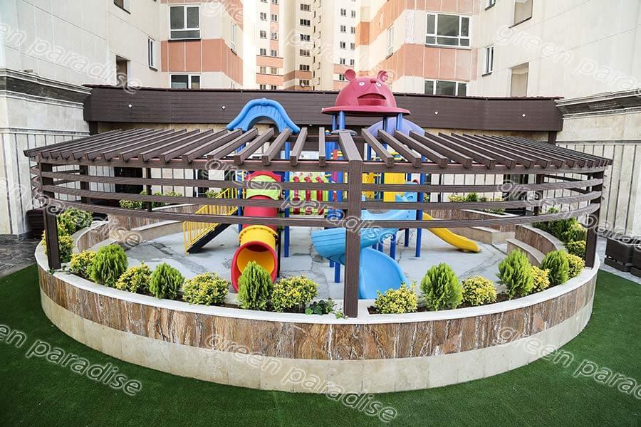 roof garden3 1 روف گاردن