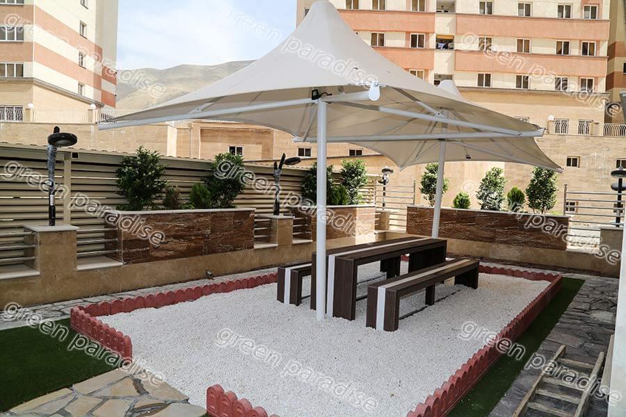 roof garden4 1 روف گاردن