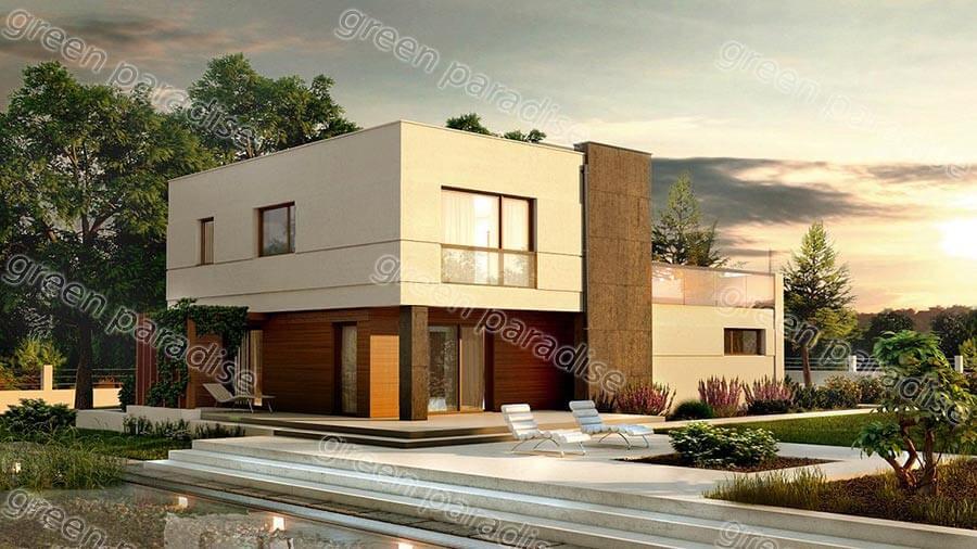 villa3 طراحی ویلا
