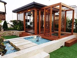 roof garden Homepage Slider