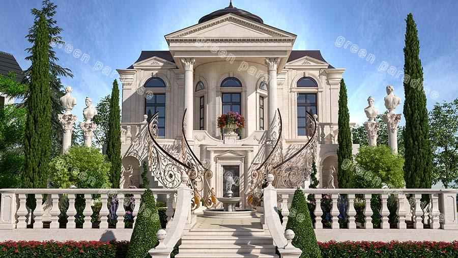 villa 12 ویلای کلاسیک لنگرود