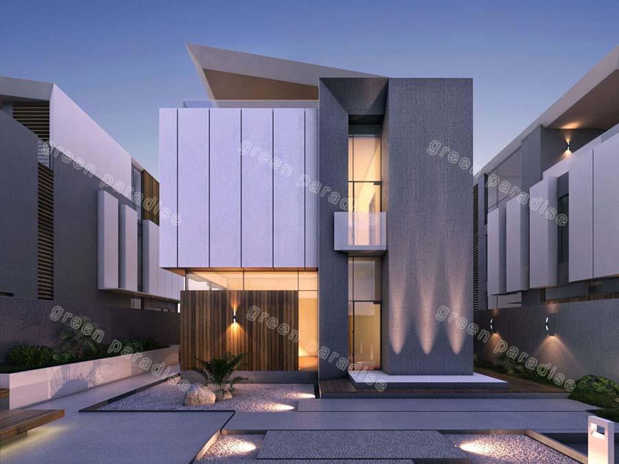 villa 13 طراحی ویلا