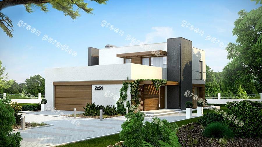 villa 15 طراحی ویلا