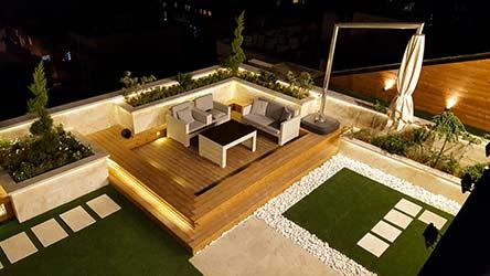roof garden small Homepage Slider