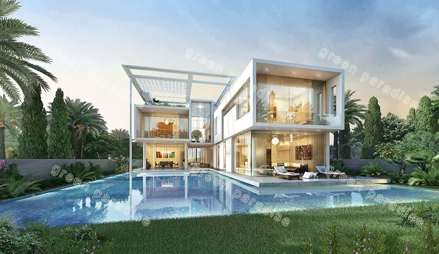 villa طراحی و ساخت ویلا